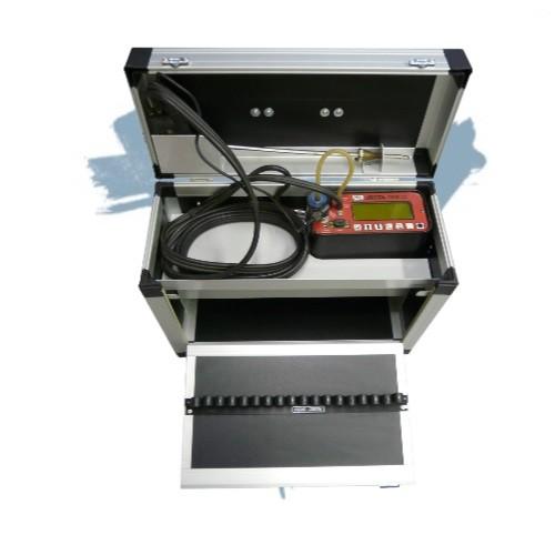 Alu-Rahmenkoffer Delta2000CD mit Druckerklappe