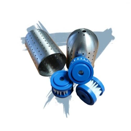 Aufbewahrungs- und Trockenbehälter inkl. Taschensternfilter